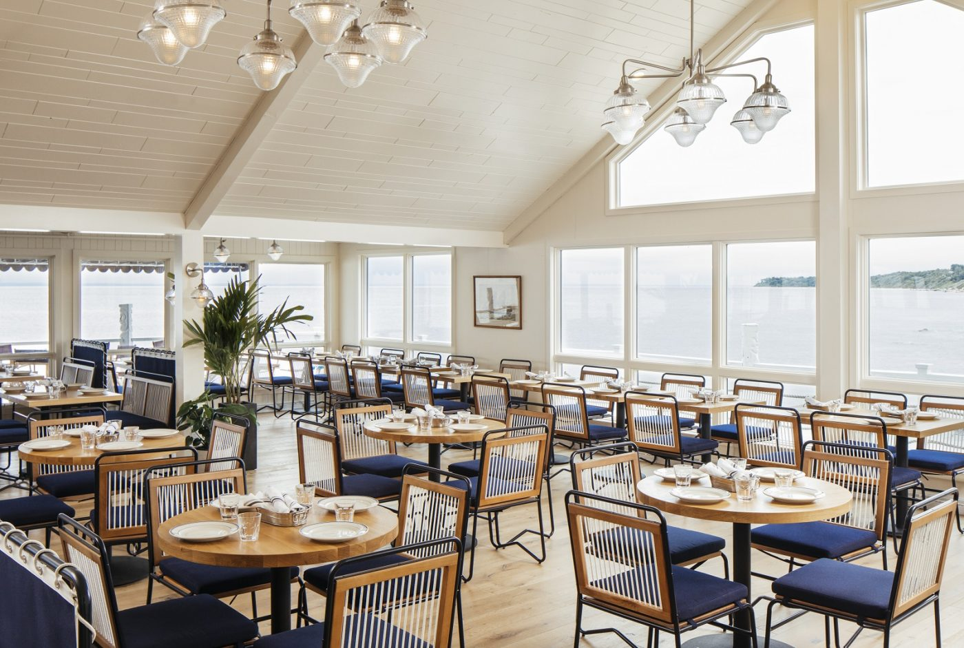 Halyard Restaurant Waterfront Dining Room