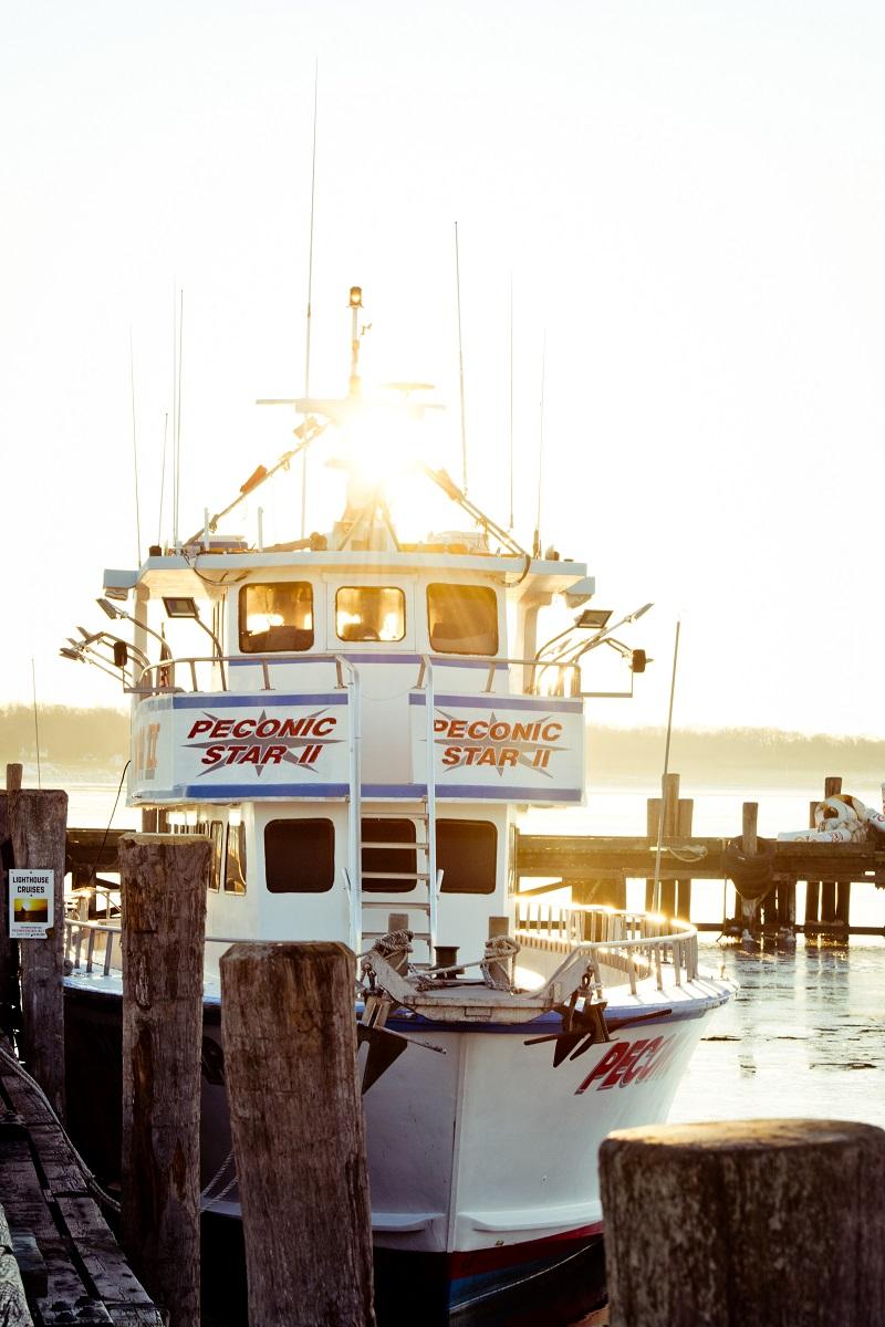 Peconic Star Ferry Boat