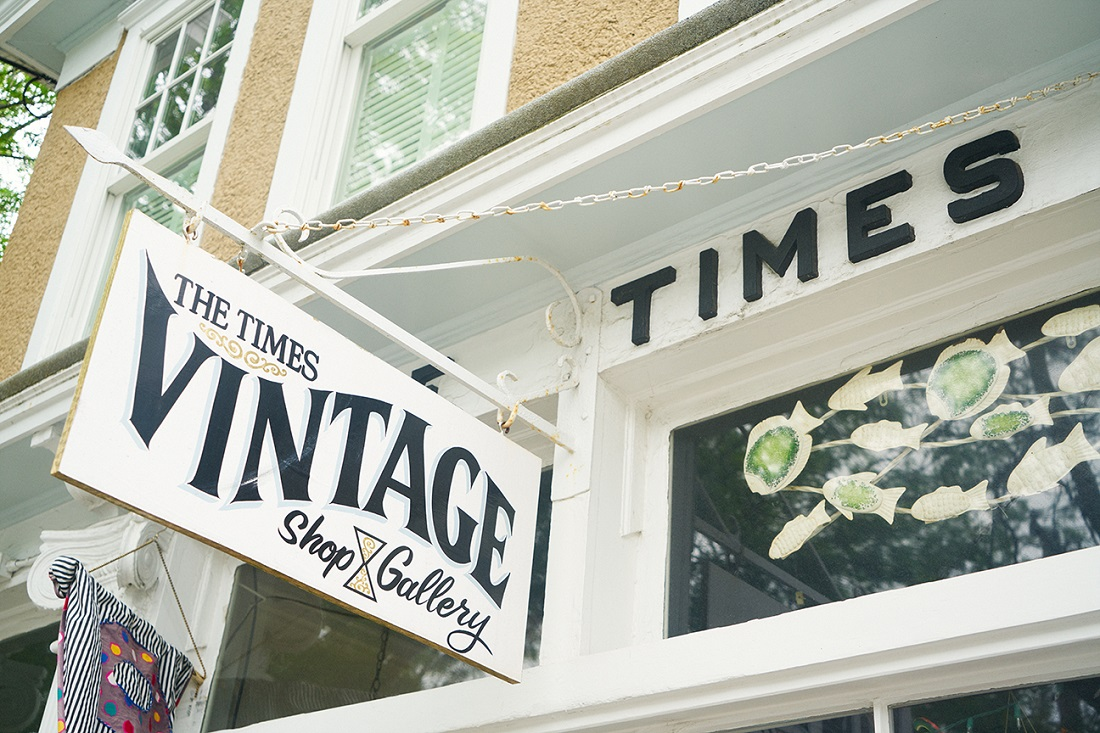 The Times Vintage Store