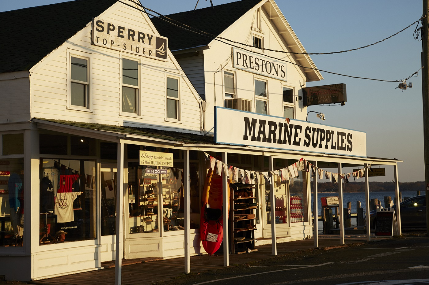 Preston Marine Supply Store