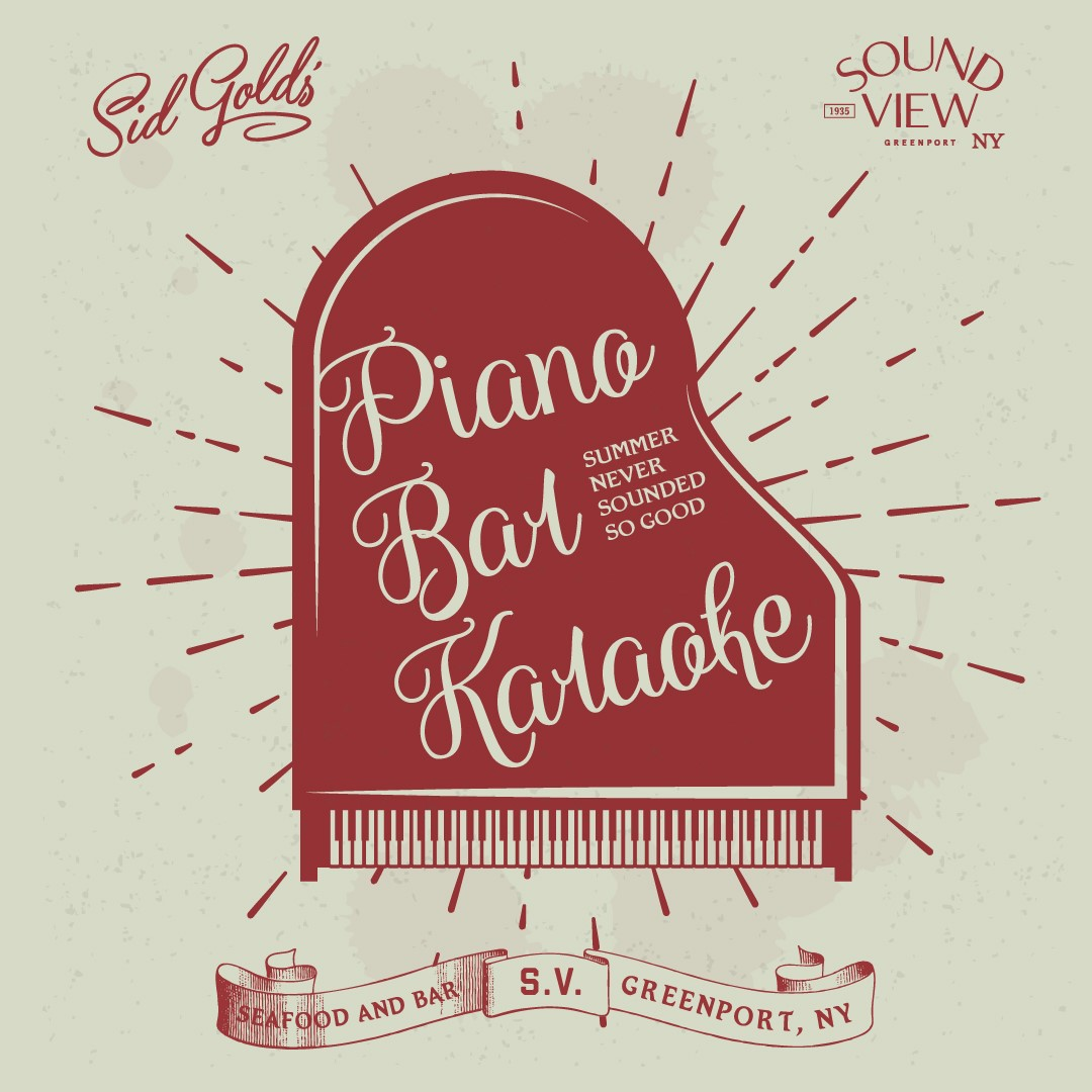 Sid Gold's Piano Karaoke