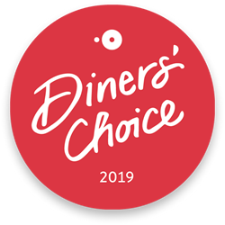 OpenTable 2019 Diners Choice