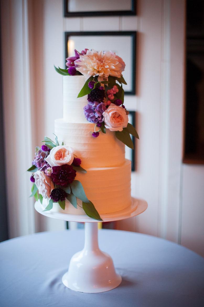 Wedding Cake at Long Island Wedding Venue