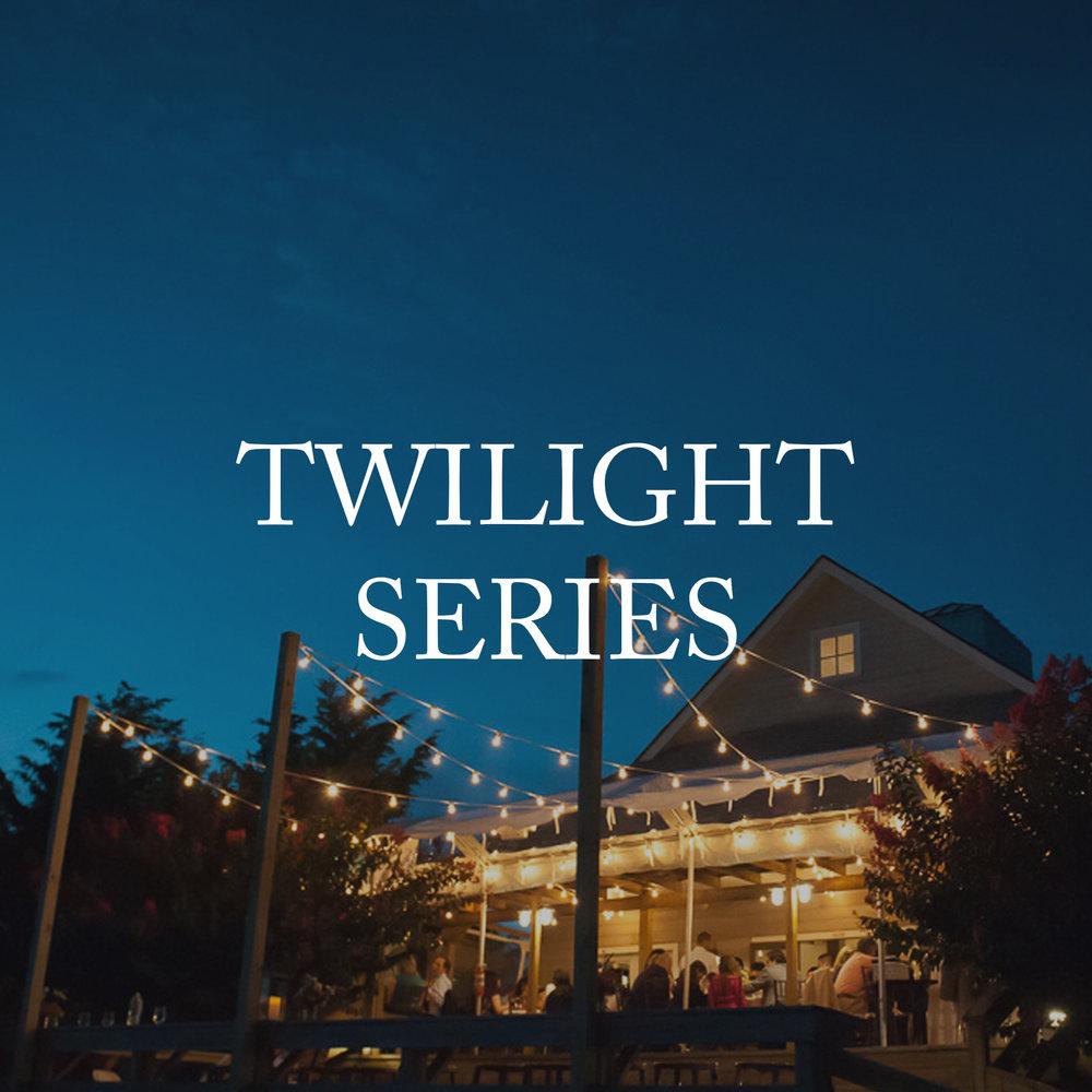 Corey Creek Twilight Series