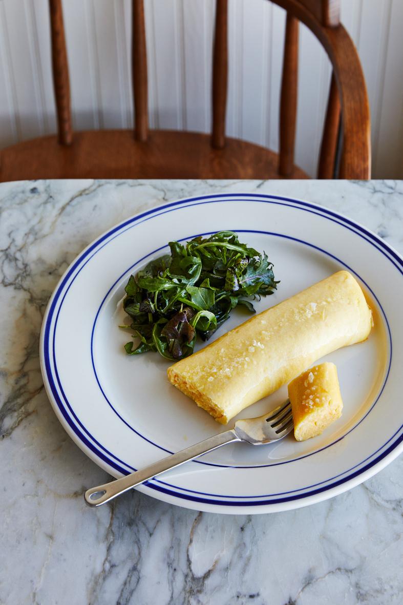 Organic Hen Omelette