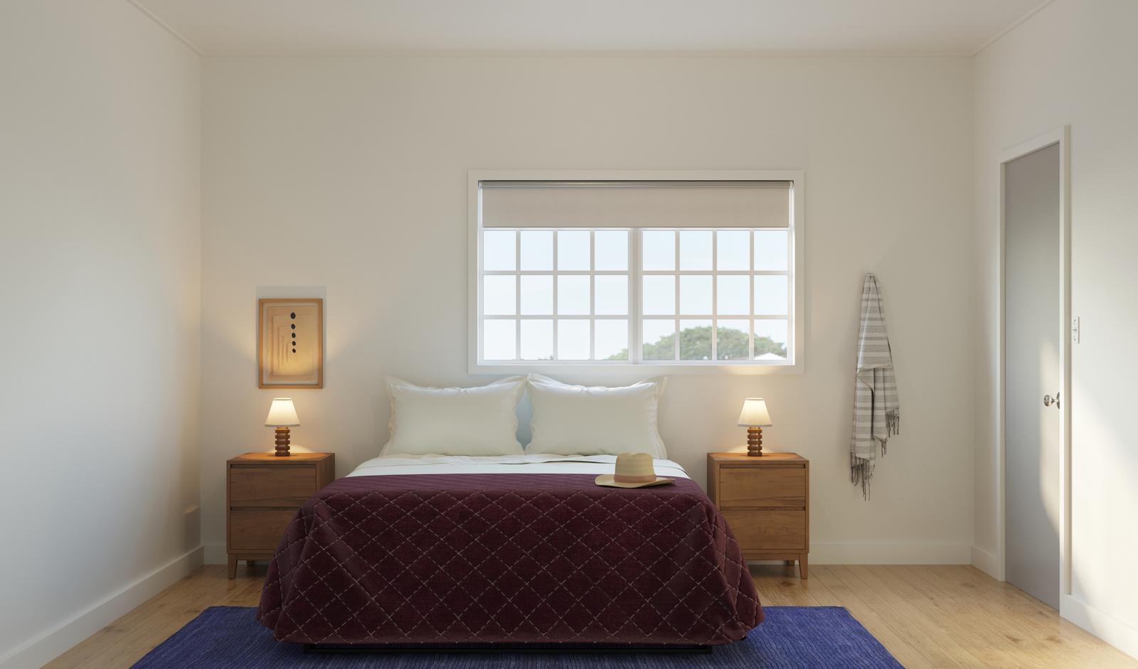 Two Bedroom Suite Queen Bedroom