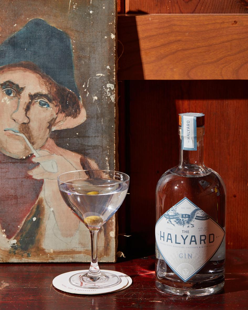 Halyard Gin