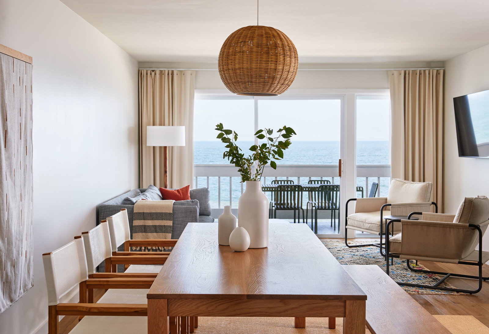 Living Dining Two Bedroom Suite