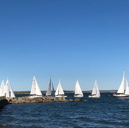 New Suffolk Sailboat Races