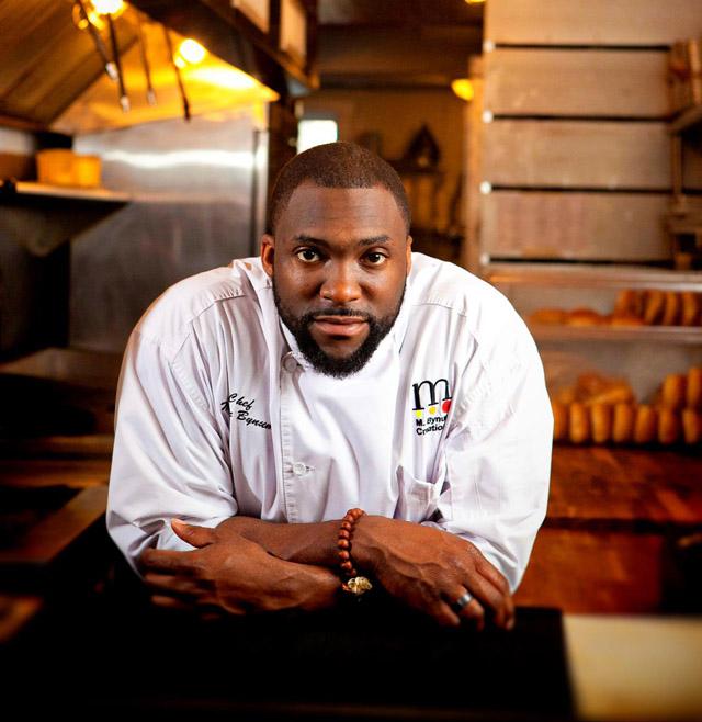 Chef Marc Bynum