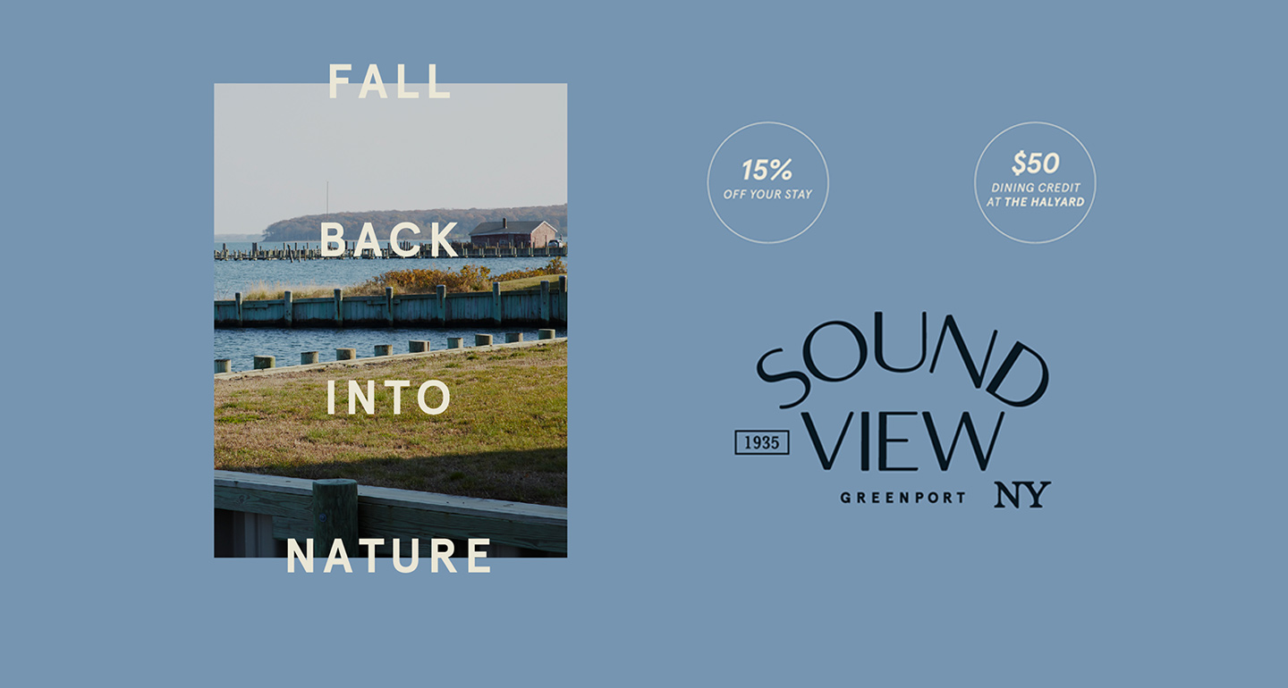 Fall in Sound View