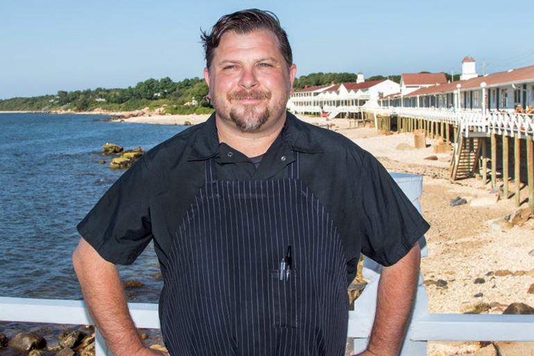Chef Matty Boudreau