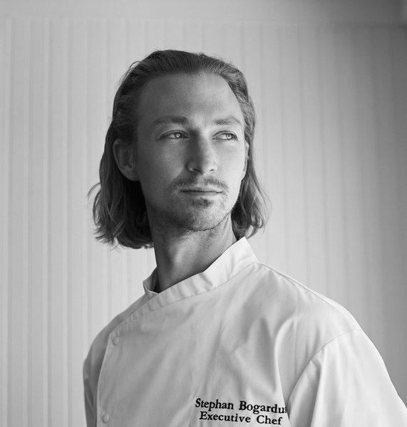 Chef Stephan Bogardus